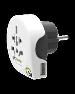 Q2Power World to Europe USB