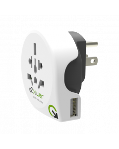 Q2Power World to USA USB