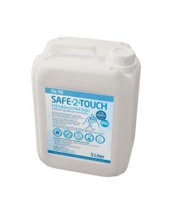 Safe2touch Hånddesinfektion dunk m. 5L