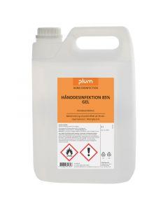 Plum 5L liquid disinfection 85% ethanol gel