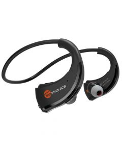 TaoTronics Bluetooth Headphones Wireless In-Ear Earbuds, Black