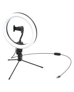 Baseus LED Mobilholder til Livestream