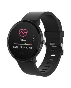 Forever ForeVive SB-320 Smartwatch, Sort