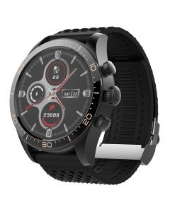 Forever ICON AW-100 Smartwatch, Sort