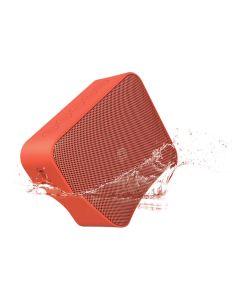 Forever Blix 5 5W Vandtæt Bluetooth Højtaler, Rød