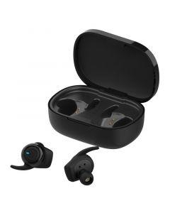 Forever 4Sport TWS Earbuds, Sort