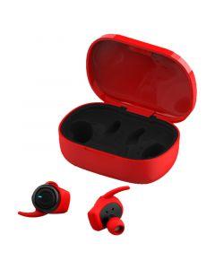 Forever 4Sport TWS Earbuds, Rød