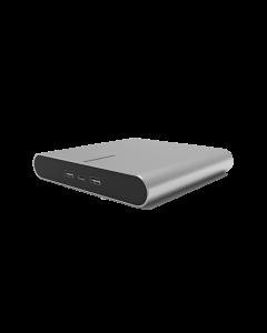 LIFEPOWR A3 27000 mAh powerbank med USB-C PD, USB-A og AC output