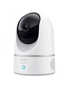 Eufy Indendørs 2K Overvågningskamera, Hvid