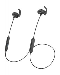 TaoTronics Boost In-Ear Earphones, Black