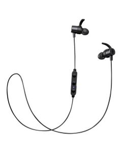 TaoTronics Vandtætte In-Ear Trådløse Høretelefoner, Sort