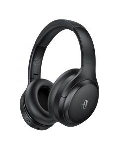 TaoTronics SoundSurge 90 Hybrid ANC Høretelefoner, Sort