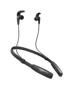 Vava Moov 24 Wireless Stereo Magnetic earphones with neckband, Black