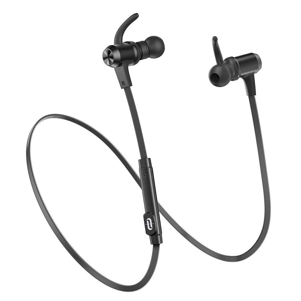 Taotronics Bluetooth Headphones Sweatproof Wireless Earbuds Bluetooth 5 0 Sports