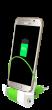 Q2Power Dock and charge powerbank EU micro USB
