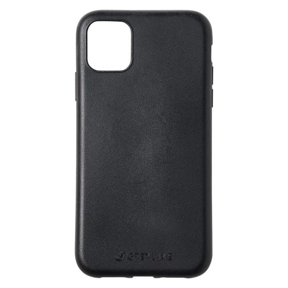 GreyLime iPhone 11 biodegradable cover - Black