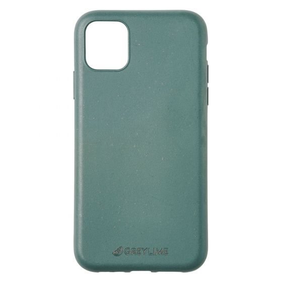 GreyLime iPhone 11 biodegradable cover - Dark Green