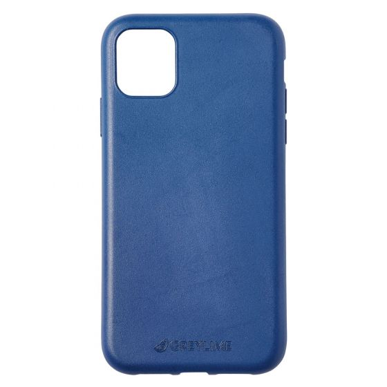GreyLime iPhone 11 biodegradable cover - Navy Blue