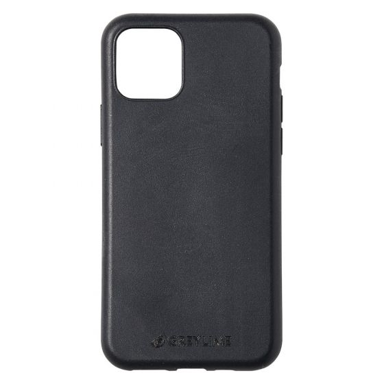 GreyLime iPhone 11 Pro Max biodegradable cover - Black