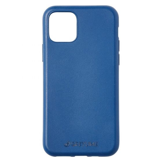 GreyLime iPhone 11 Pro Max biodegradable cover - Navy Blue