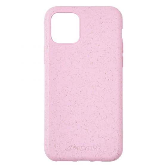 GreyLime iPhone 11 Pro Max biodegradable cover - Pink