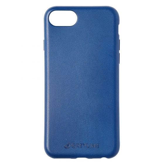 GreyLime iPhone 6/7/8/SE biodegradable cover - Navy Blue