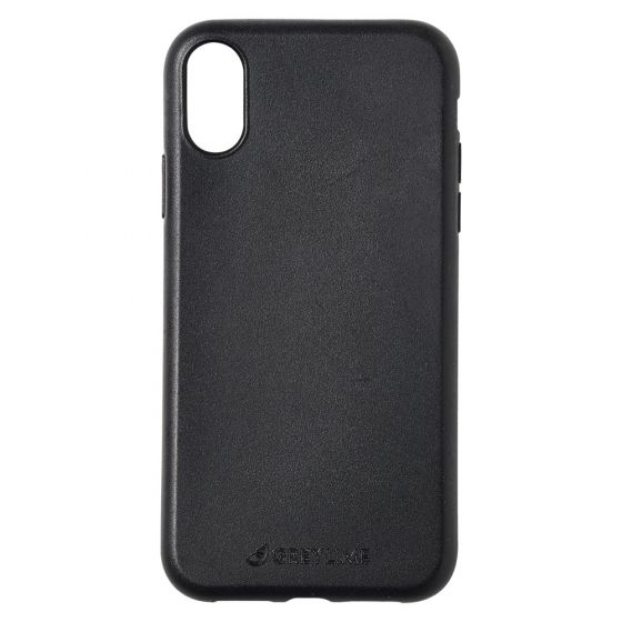 GreyLime iPhone XR biodegradable cover - Black