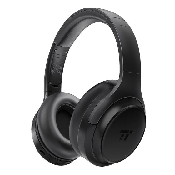 TaoTronics SoundSurge 60 ANC Wireless Headphones, Black